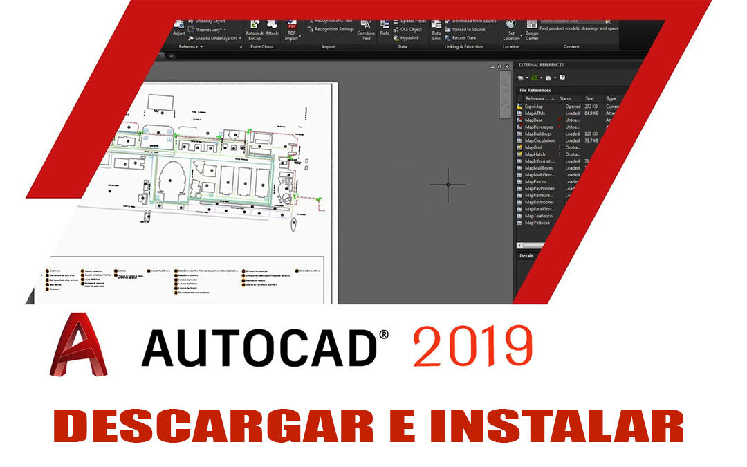 AUTOCAD 2019 para sistemas Windows de 64 bits Version Profesional